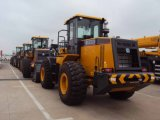 XCMG Zl50g Front Wheel Loader con 3m3 Bucket Capacity