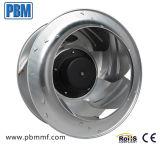 310 milímetros Ec-DC ventilador centrífugo com alta Impulsor