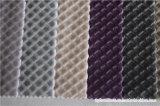 Tissu de jacquard de diamant de son du coton deux d'escompte de 20% pour le sofa