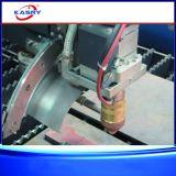 Máquina de estaca do laser da classe da máquina de estaca da placa de aço do plasma da elevada precisão