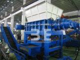 Triturador de sucata / Triturador de dois eixos / Triturador de pneus