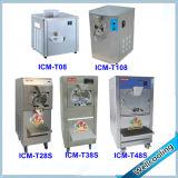 Machine italienne de vente chaude de crême glacée