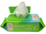 100%のタケFiber Wipes Hypoallergenic、BleachおよびFragrance Free