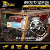Molino de martillo de pulido del oro del equipo de la explotación minera fina de la trituradora de piedra