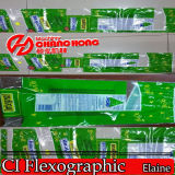 2 Color de impresión flexográfica -Cine Blowing Machine