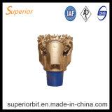 12 1/4 '' überlegenes dreikegeliges Stahlbit für Wasser-Vertiefung/bohrende Vertiefung