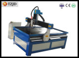 Ranurador Tzjd-9015 del CNC para el plástico de piedra de madera del metal