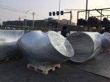 Dnv certificó las instalaciones de tuberías de acero a dos caras codo de 90 grados