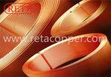 Wundkupfer-Rohr der Stufen-C12000