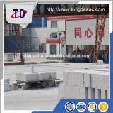 Блок AAC для внешней и нутряной стены