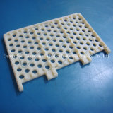 Лист/часть подвергли механической обработке CNC, котор пластичные Nylon