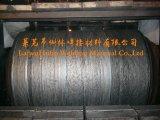 Flux de soudure à l'arc électrique submergée de Laiwu Hulin pour surfacer dur le rouleau de bâti Sj102
