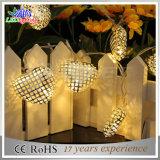IP65 impermeabilizzano l'indicatore luminoso della stringa della decorazione LED di natale di festa con la decorazione