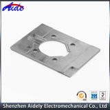 Peça de metal de alumínio fazendo à máquina do CNC da precisão para o equipamento médico