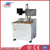 Machine à grande vitesse de soudure laser de fibre de système de lecture, soudeuse robotique de laser d'acier inoxydable