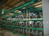 Linha de vulcanização de correia transportadora de aço (tecido) (XLB-DQ1800x8000)
