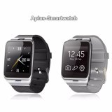 Gv18 iPhone 인조 인간 전화 Smartwatch를 위한 지능적인 시계 지원 SIM 카드 NFC Bluetooth Reloj Inteligente