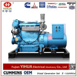 Weichai Motor-und Marathon-Marinedieselenergien-Generator (15-375kVA/12-300kw)