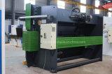 Hydraulische Presse-Bremsen-Maschine, Blatt-verbiegende Maschine Wc67k-80t4100