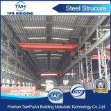 Taller sostenible de la estructura de acero para la venta