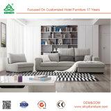 Upholstery Home de madeira das telas do sofá da sala de visitas da mobília do estilo antigo