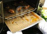 Feuille de teflon de PTFE pour la machine de transfert de presse de la chaleur