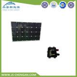 panneau solaire du module 135W solaire monocristallin avec 4 lignes et 25 ans de vie