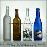antike Bordeaux-Flasche des grünen Glas-750ml für Wein (NA-001)