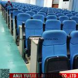 파란 직물 방석 착석 극장 의자 Yj1805b