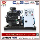De Motor van Weichai en Diesel van de Marathon de Mariene Generator van de Macht (15-375kVA/12-300kw)