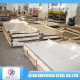 Chapa de aço 2b inoxidável laminada de ASTM A240 304