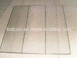 Изготовленный на заказ загородка сетки нержавеющей стали изготавливания