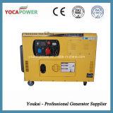 комплект генератора молчком силы 10kw электрический тепловозный