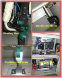 Двойная машина запечатывания горячего воздуха мотора DC с Ce