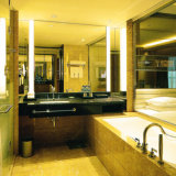 Insieme di camera da letto comodo dell'hotel (EMT-B1202)