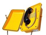 Téléphone industriel imperméable à l'eau extérieur de Kntech Knsp-01 pour le tunnel, route