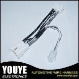 Проводка провода штепсельной вилки RCA разъема 6 для системы автомобиля стерео