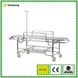 Tableau médical pour le lit obstétrique gynécologique d'examen (HK513)