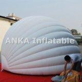 Tienda inflable de moda del shell del concierto para la demostración de la etapa