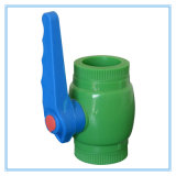 Ball d'ottone Valve per PPR Fittings