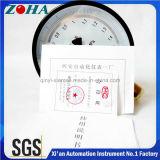 口径測定器のための高精度の圧力計