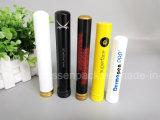 Aluminiumsafran-Gefäß für Kuba-Zigarre-Verpackung (PPC-ACT-031)