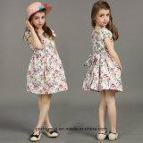 Principessa Floral Children Wear del vestito dal fiore delle bambine di alta qualità