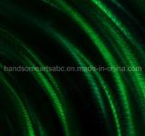 Het abstracte Groene Muurschilderij van het Metaal van de Rivier voor de Decoratie van het Huis (CHB6015029)
