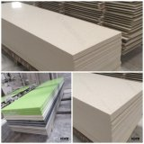 Листы строительного материала чисто белые акриловые каменные твердые поверхностные для Paneling стены (161222)