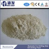 Bentonita cruda a granel natural en China