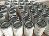 산업 공기 청소를 위한 셀루로스 종이 또는 폴리에스테 먼지 수집가 공기 정화 장치 카트리지