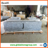 Controsoffitti bianchi del granito della Cina per il progetto commerciale