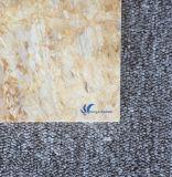 Mattonelle beige naturali Polished della pietra del travertino