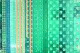 glas van de Bouw van 310mm het Kleurrijke Druk Aangemaakte van China